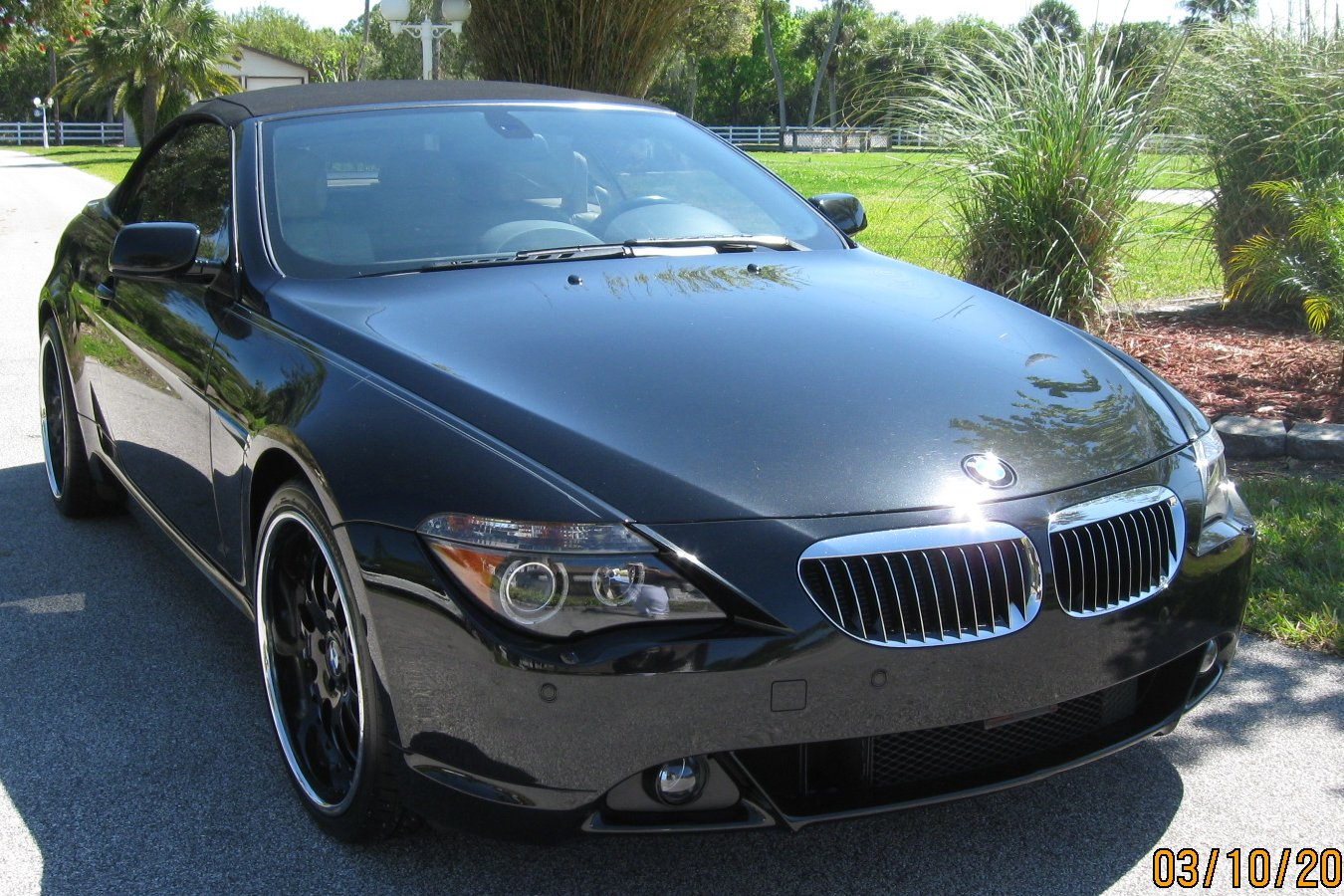 2005 bmw 645 ci convertible. Black Bedroom Furniture Sets. Home Design Ideas