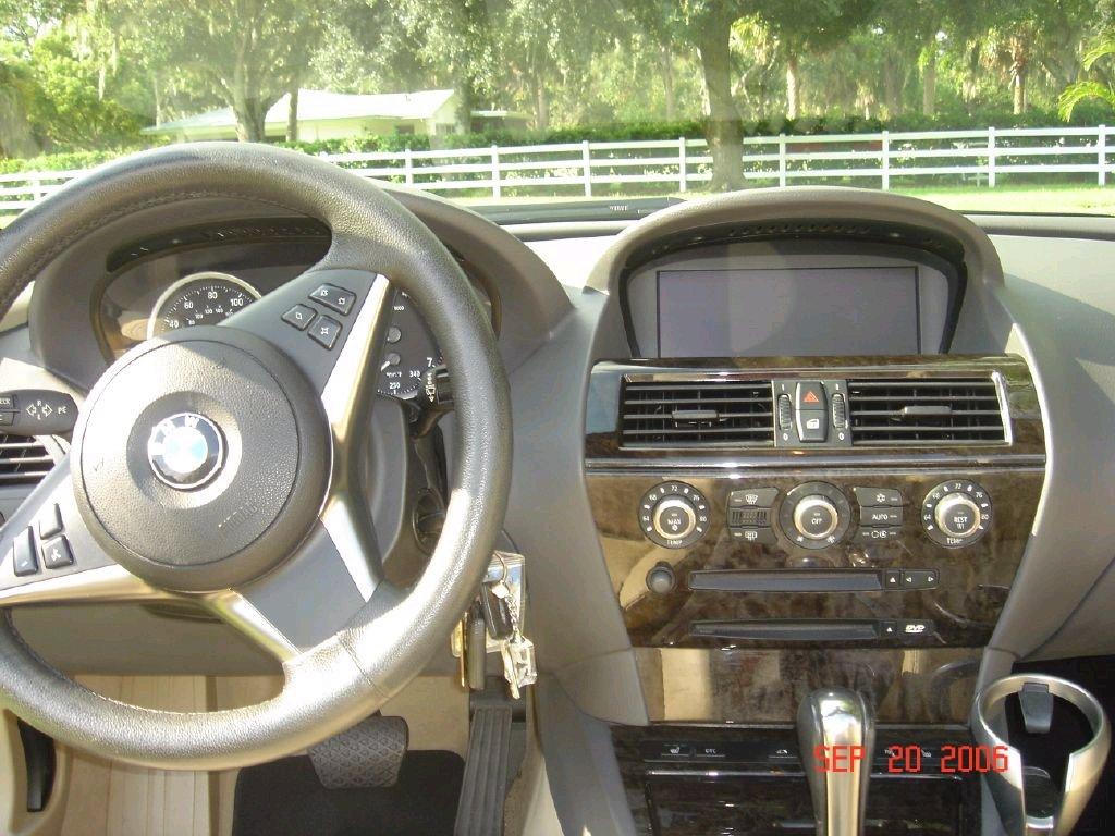 BMW CI Convertible - Bmw 645 2005