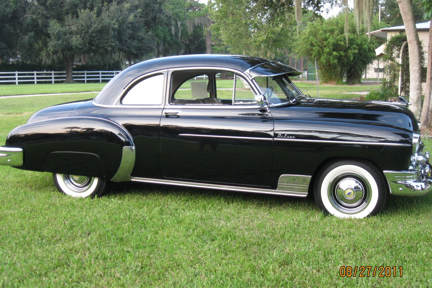 1950 chevrolet deluxe coupe for 1950 chevrolet 2 door coupe