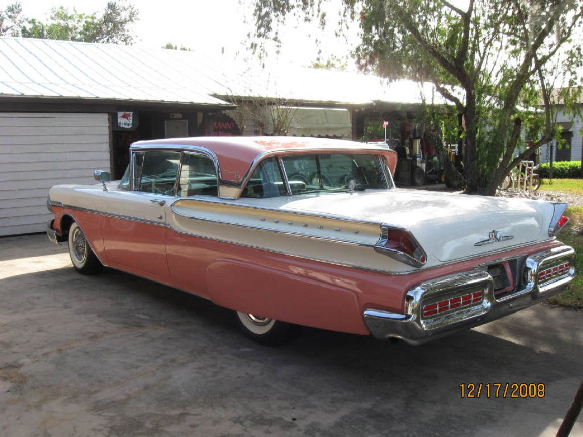 Used 1957 Mercury Turnpike Cruiser Convertible for sale in ...  |1957 Turnpike Cruiser Craigslist
