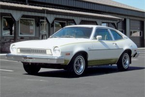 1974 Pinto Ford Runabout